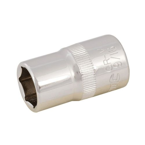 "Silverline 282999 Socket 1/2"" Drive 6 Point Imperial 9/16"""